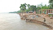 Erosion by the Jamuna River has taken a serious turn