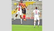 Ganago goal sees Lens beat PSG