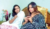 Bangla movie 'Sada Kalo'