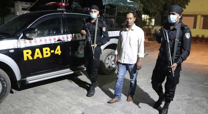 Serial rapist Monir held in Mirpur