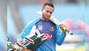 'No problem', Shakib  Al Hasan