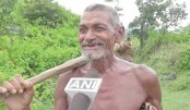 Man carves out 3-km-long canal in 30 years