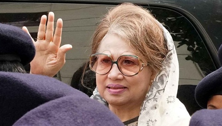 Khaleda's jail term suspension extended by six months