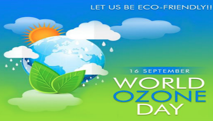 World Ozone Day on Wednesday
