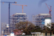 Payra power plant's 2nd unit expected to open in Oct