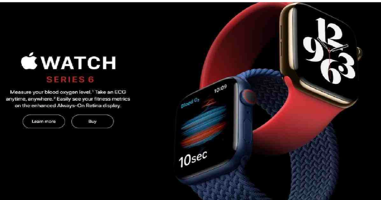 New Apple Watch, iPad products launched