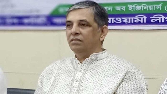Bahauddin Nasim hospitalised with coronavirus