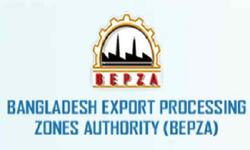 BEPZA produces Tk 6.5bn export in FY-20