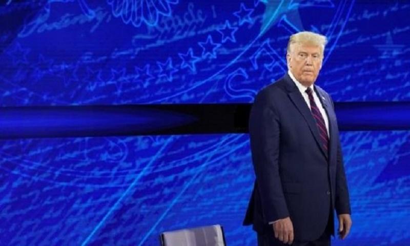 Coronavirus: Trump denies downplaying severity of virus
