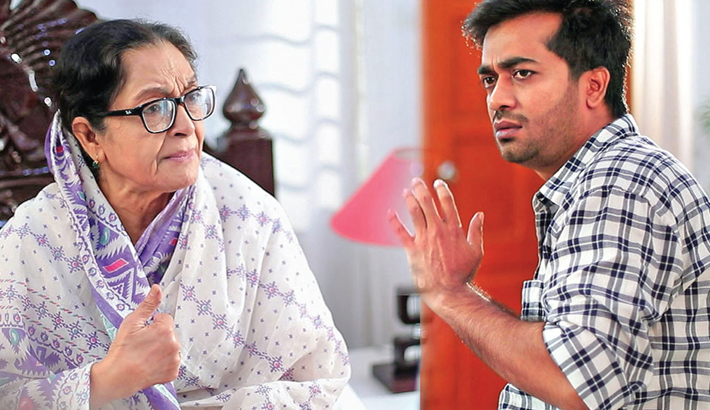 Rupali Jostnai, a drama serial