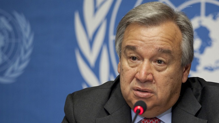 Need to stop building coal power plants: UN chief