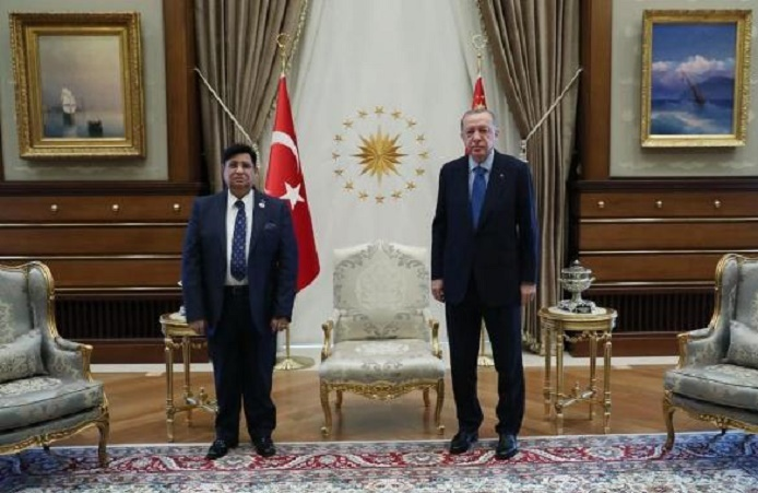 Bangladesh and Turkey to take relations forward