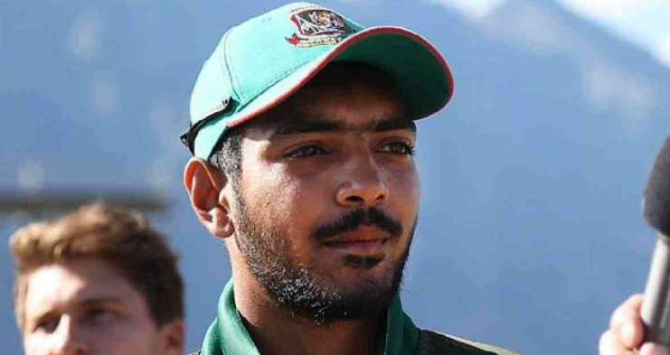 Saif Hassan tests positive again for Covid-19
