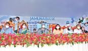 Jamuna Bank opens sub-branch at Rupganj
