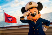 Disney's new cruise ship Disney Wish to be delayed due to pandemic