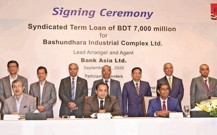 Bashundhara Group secures Tk 7,000m in syndicated loan