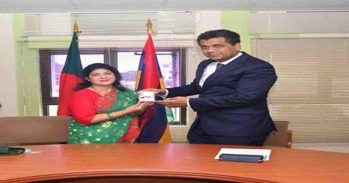 Bangladesh sends assistance to Mauritius
