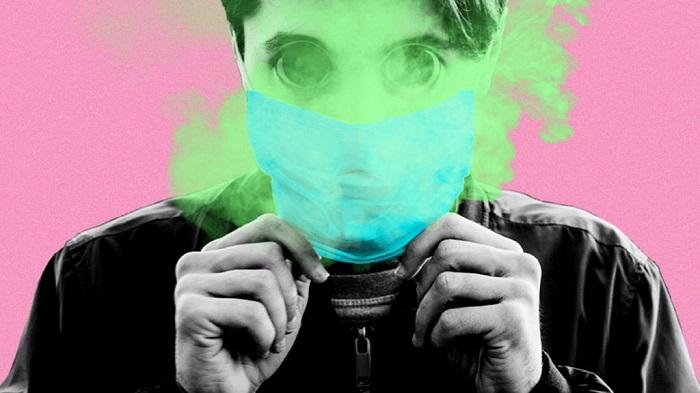 How to avoid dreaded mask breath?