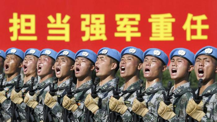 China's great power play puts Asia on edge