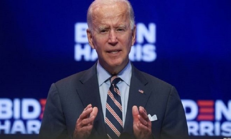Biden says US trade deal hinges on UK 'respect' for Good Friday Agreement