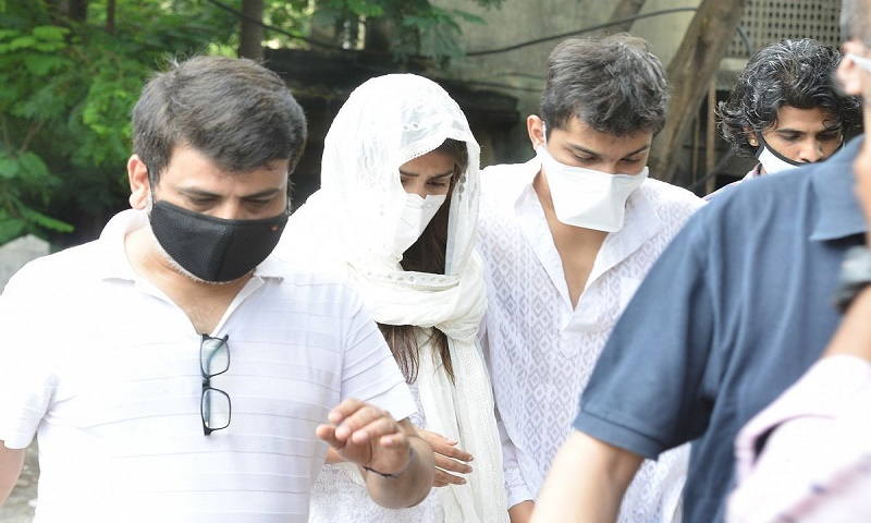 Rhea was in 'waiting area' of morgue: BMC to SHRC