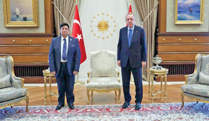 Bangladesh, Turkey to cement ties