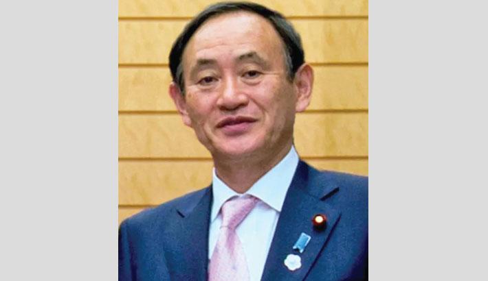 Suga becomes Japan's PM