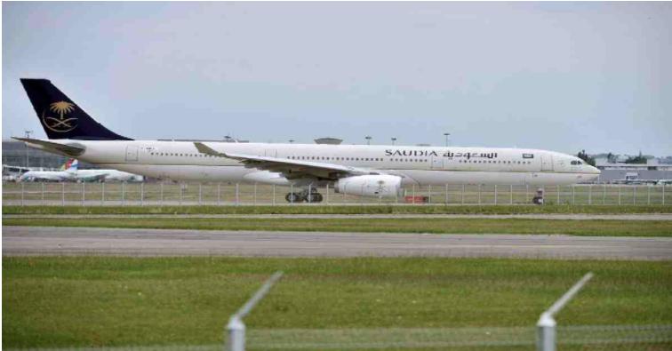 KSA resumes international flight operations