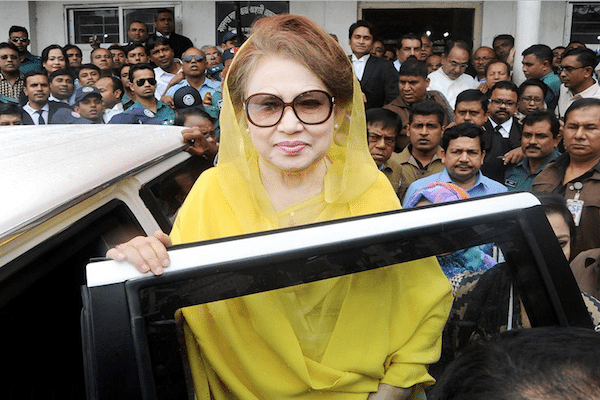 Barapukuria case against Khaleda: Hearing on charge framing on Nov 17