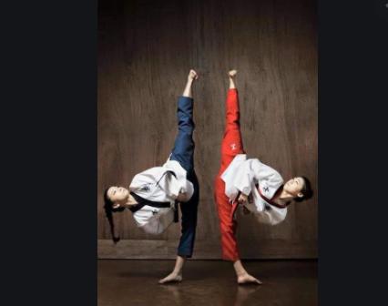 Online Taekwondo Club Championship today