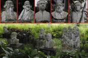 Swadhinata Sangram sculptures let to rust away