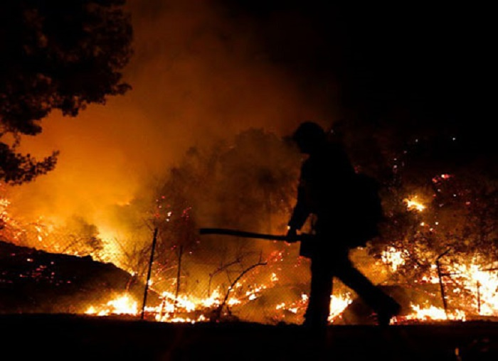 US California sees 7,860 wildfires, 3.4 mln acres burned this year