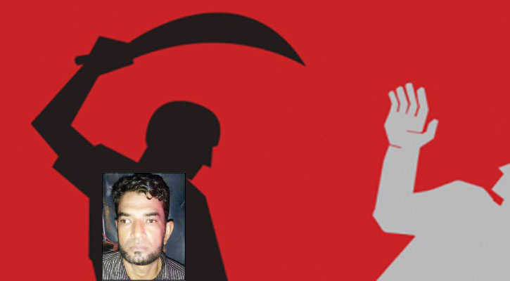 Husband surrenders to police after 'hacking' wife to death in Chattogram