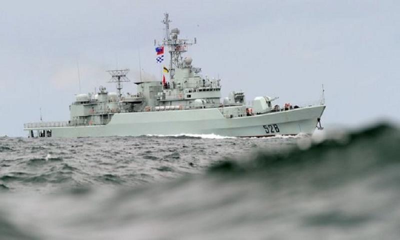 China holds drill as US envoy visits Taiwan