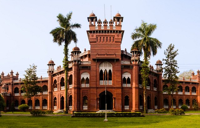 DU takes master plan for its infrastructure development