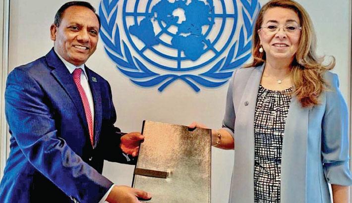 Bangladesh's socioeconomic progress lauded