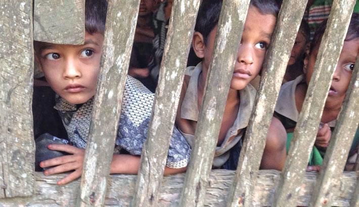 Rohingya crisis lies with Myanmar