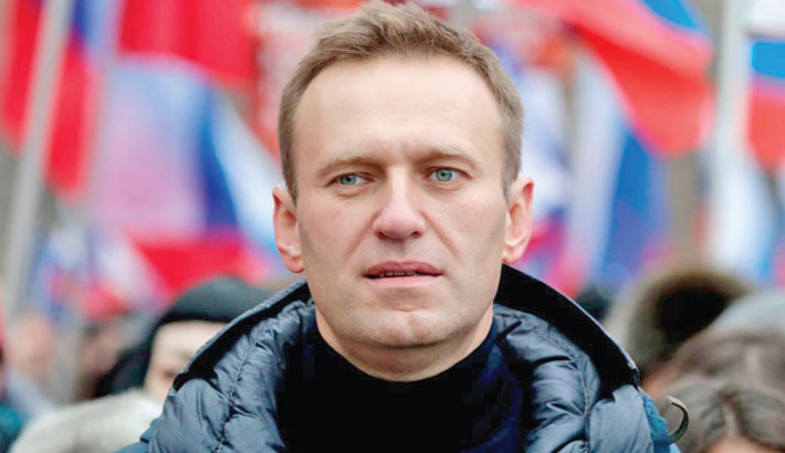 Navalny poisoned with 'water bottle' in hotel room