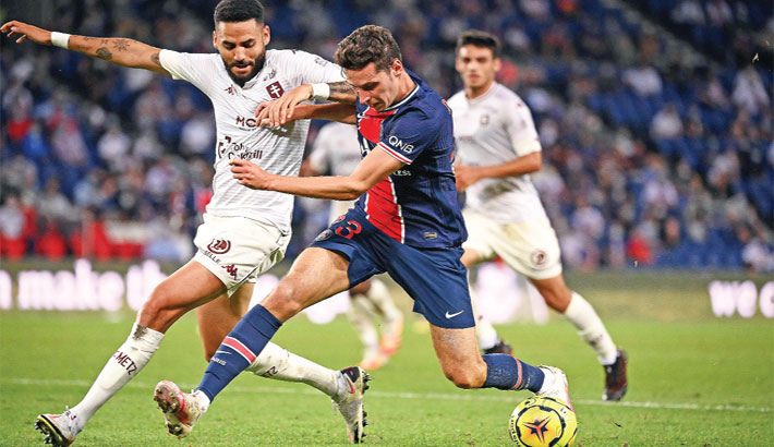 Draxler's header gives PSG first victory of season