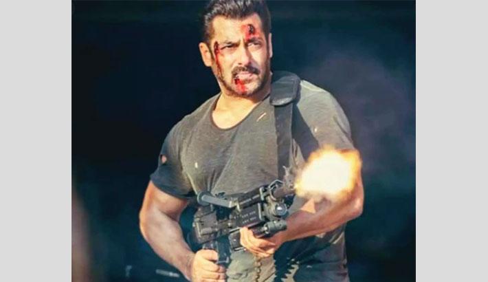 Salman still negotiating for 'Tager 3'