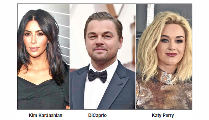 Hollywood celebs join Instagram freeze