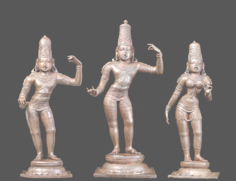 Stolen Hindu idols were discovered in UK