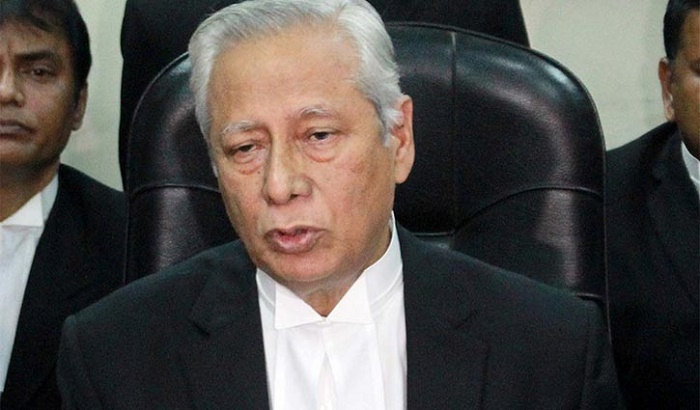 Covid-19 infected Attorney General shifted to ICU