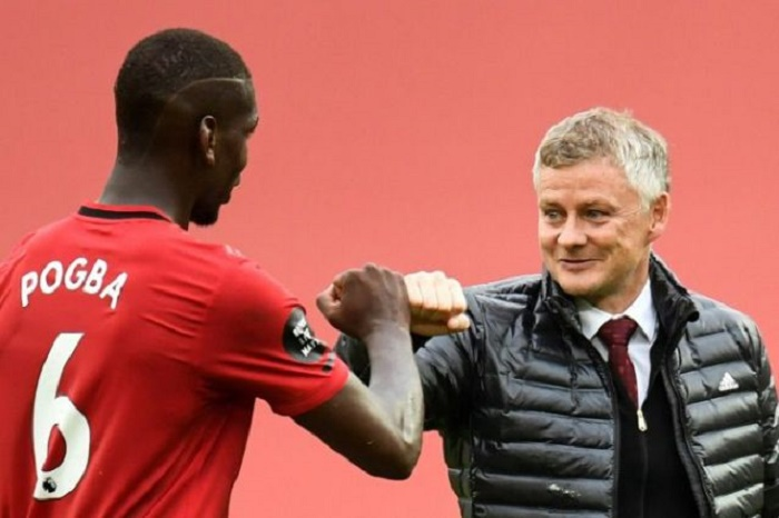 Man Utd's Solskjaer under pressure to dispel 'nearly man' tag