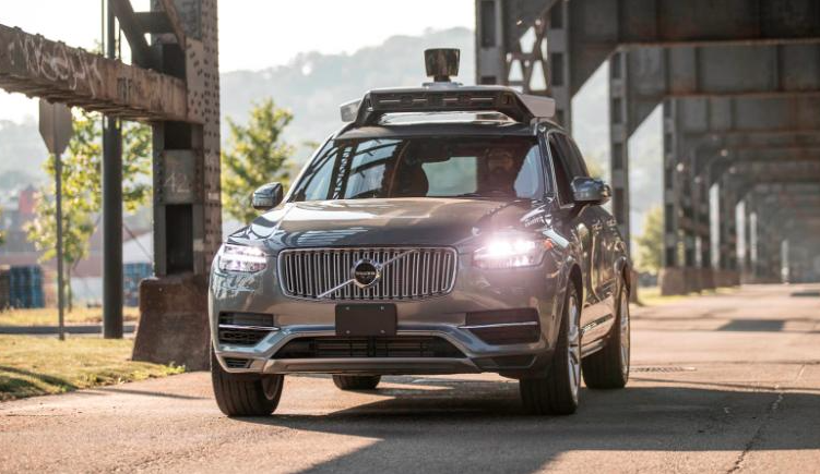 Uber self-driving car operator charged in pedestrian death