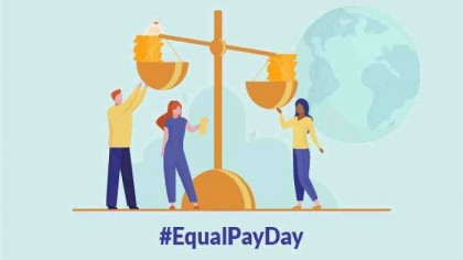 Equal pay essential to build a world of dignity, justice for all: UN