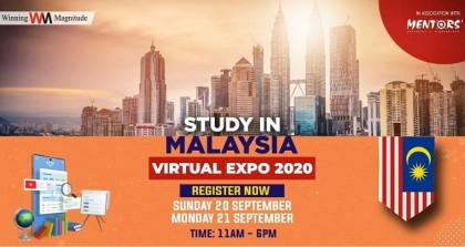 Study-in-Malaysia:-Virtual-Expo-2020-to-begin-online-Sept-20