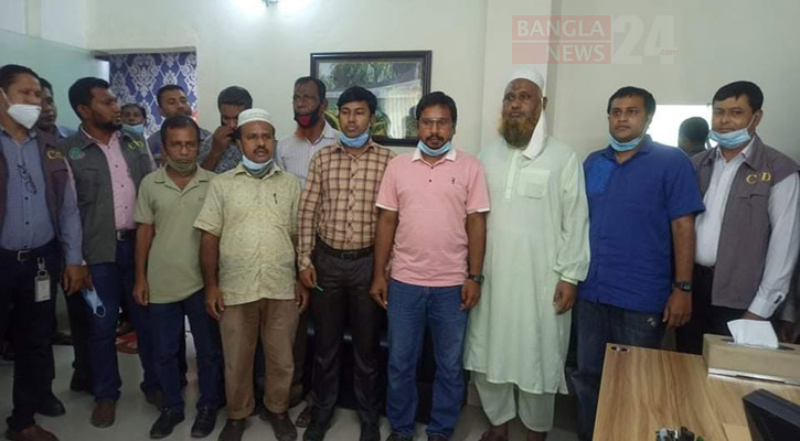 8 suspended Titas employees detained over Narayanganj mosque blast