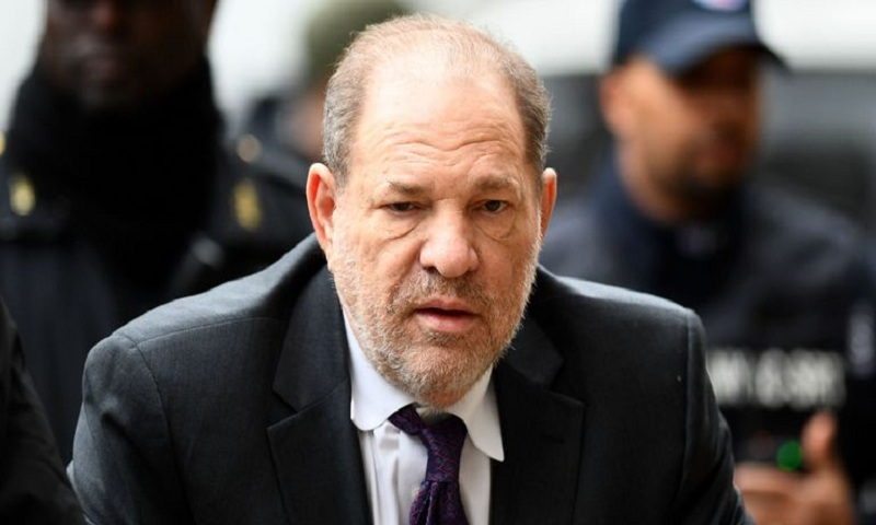 Harvey Weinstein stripped of UK honor