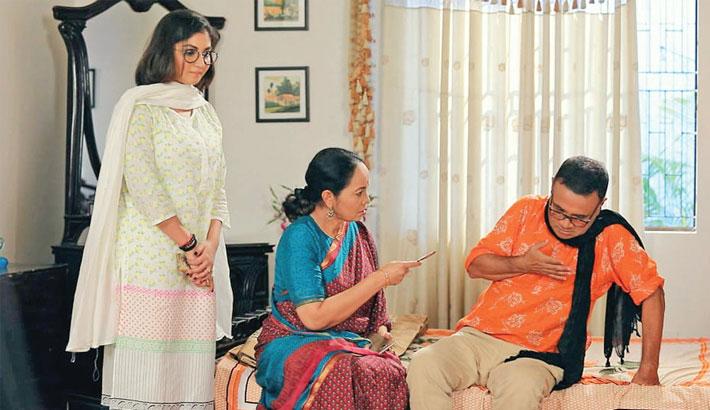 TV serial 'Tolpar' completes 100 episodes